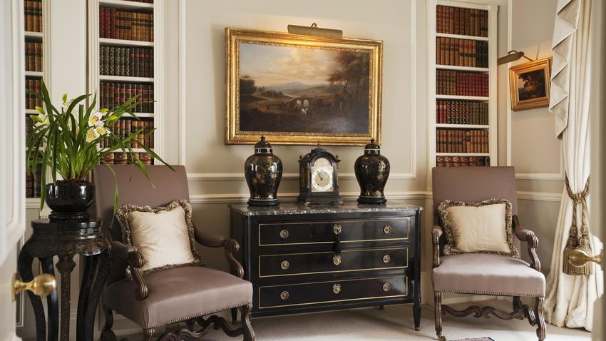 Мебель в английском стиле WESTWING