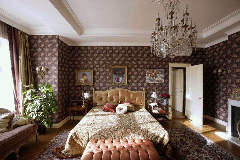 английский стиль в интерьере маленькой квартиры