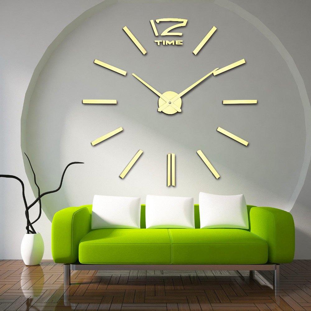 красивые часы на стену