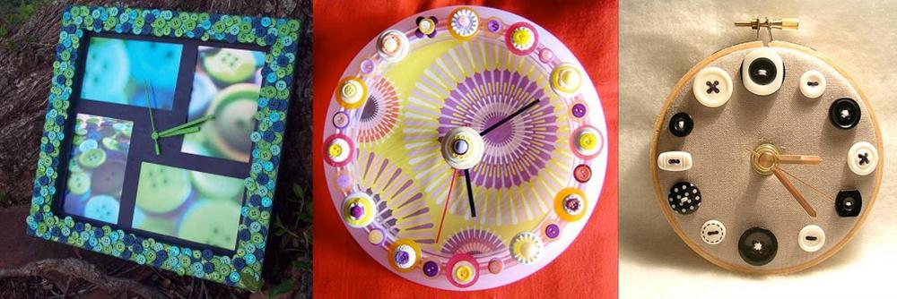 часы своими руками из подручных материалов (главный ключ)