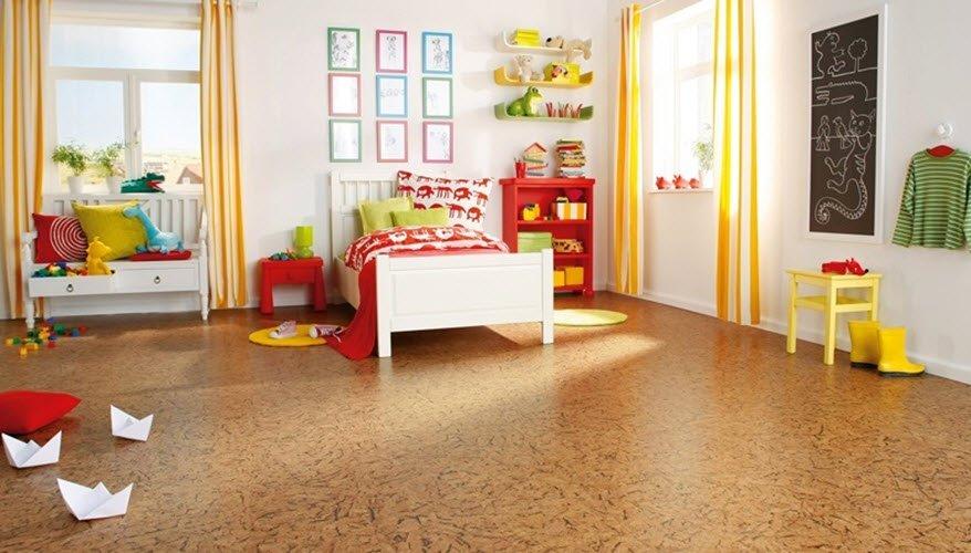 детская комната для двух мальчиков разного возраста