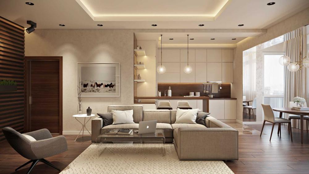 дизайн квартиры своими руками (главный ключ)