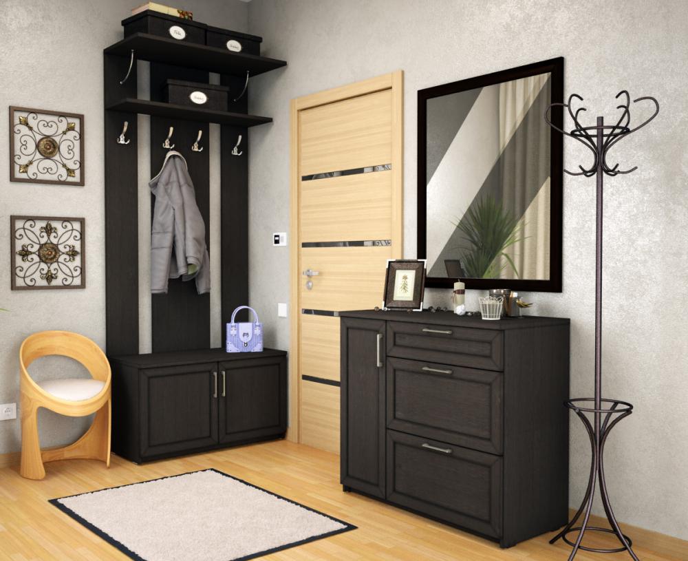 Мебель для прихожей - 75 фото красивой и современной мебели в интерьере