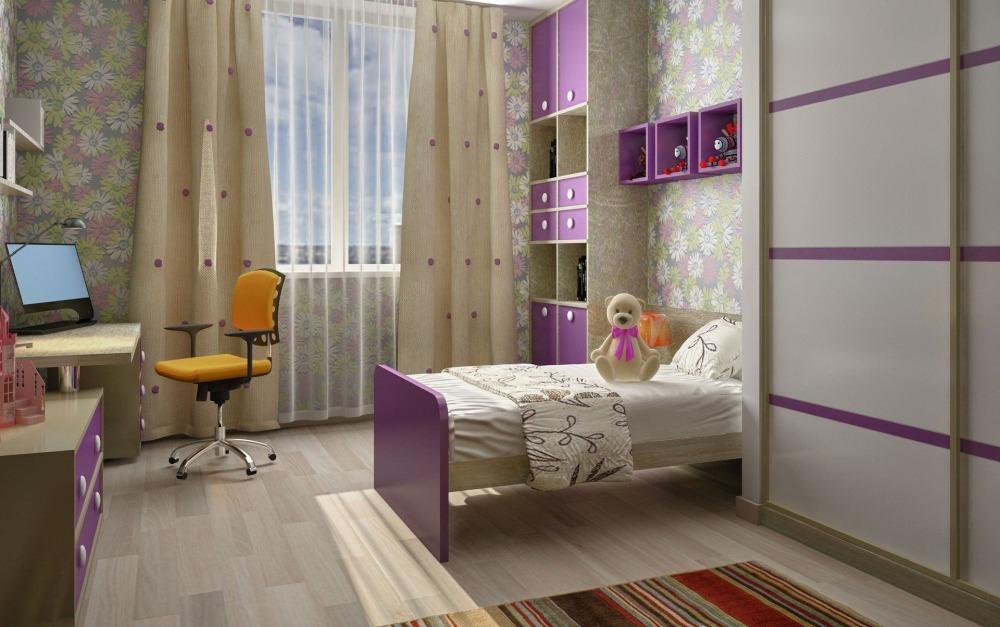 Дизайн детской комнаты: стили интерьера оформления и зонирования