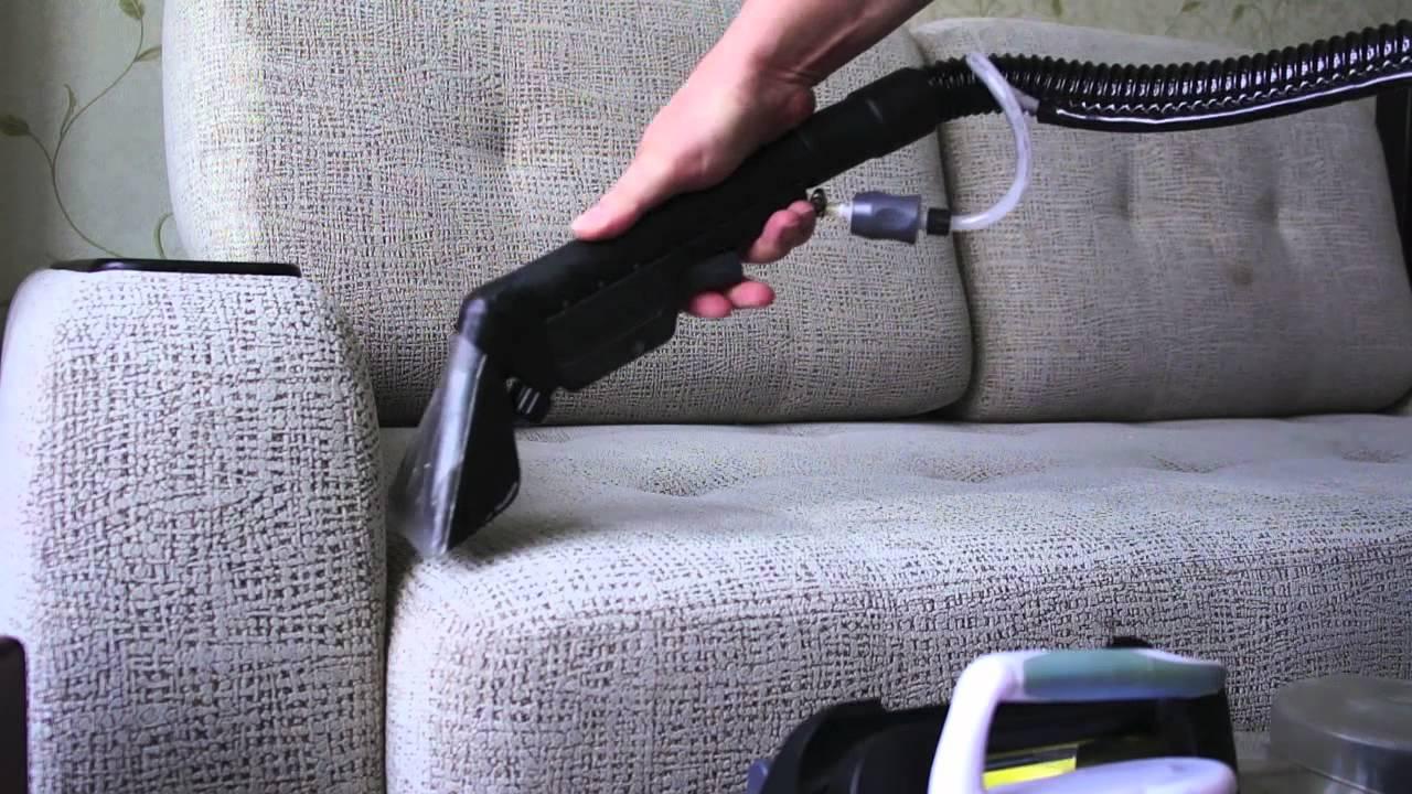 чистка дивана в домашних условиях от пятен