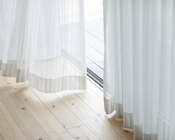 4 способа как правильно подшить шторы дома