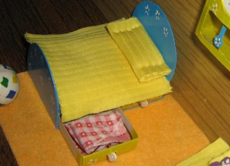 мебель для кукольного домика своими руками