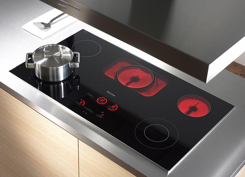Стеклокерамическая плита: как работает, плюсы, эксплуатация