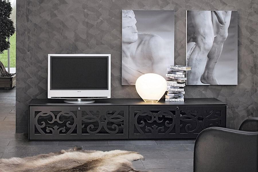Комод для ТВ мод. Paris | Formus - Мебель и интерьер из Италии