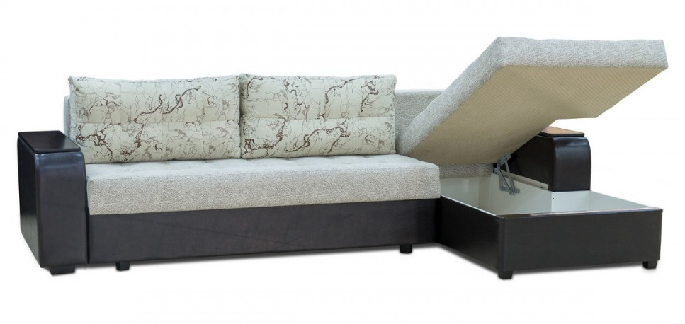 Угловой диван «Тик-так» - Фабрика мебели «Пегас»