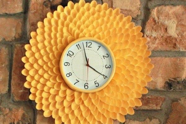 настенные часы своими руками (главный ключ)