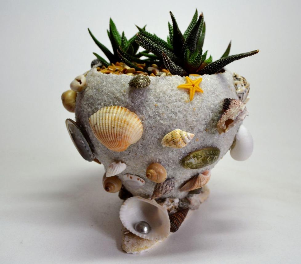 Кашпо для цветов Морской этюд