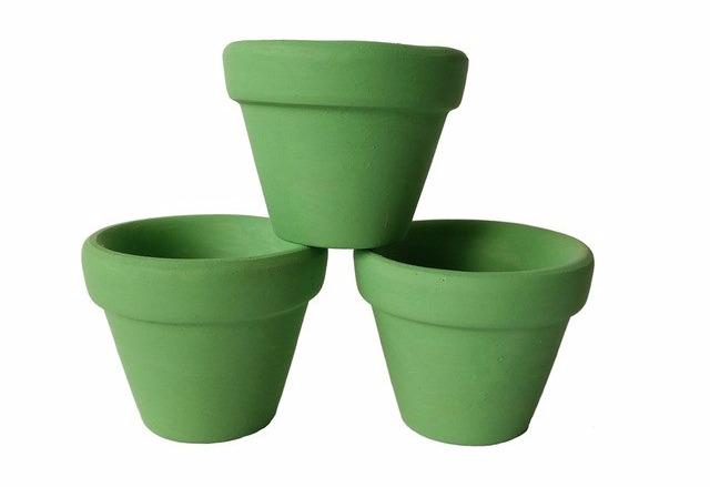 Горшок для комнатных растений своими руками