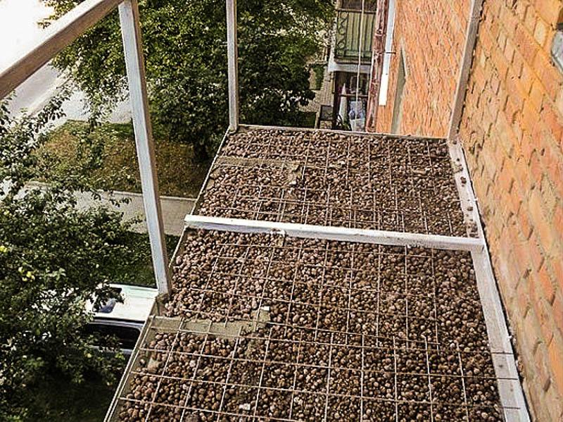 внутренняя отделка балкона в хрущевке