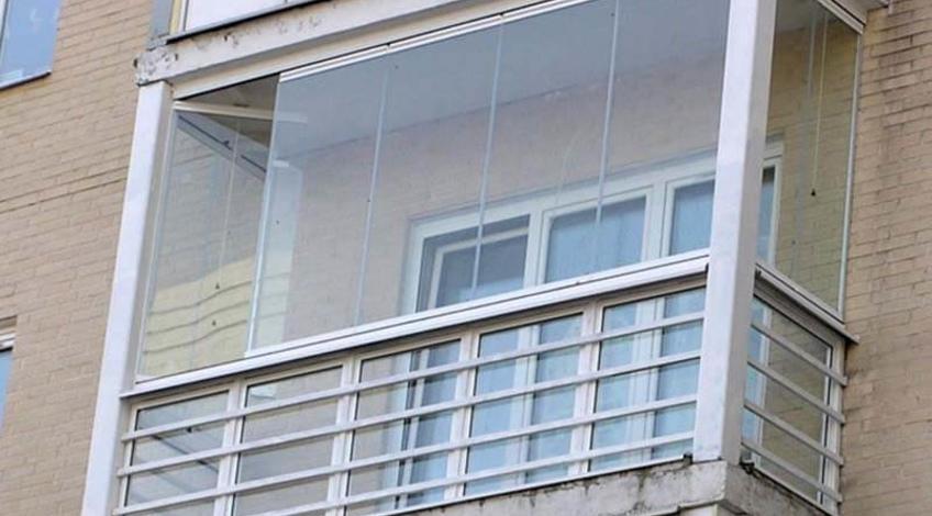 остекление балкона в хрущевке (главный ключ)