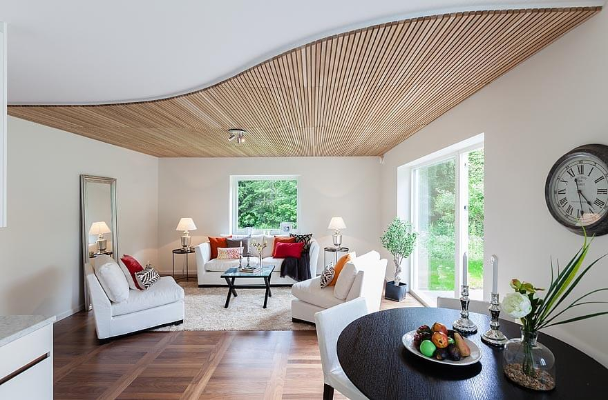 виды отделки потолка в квартире