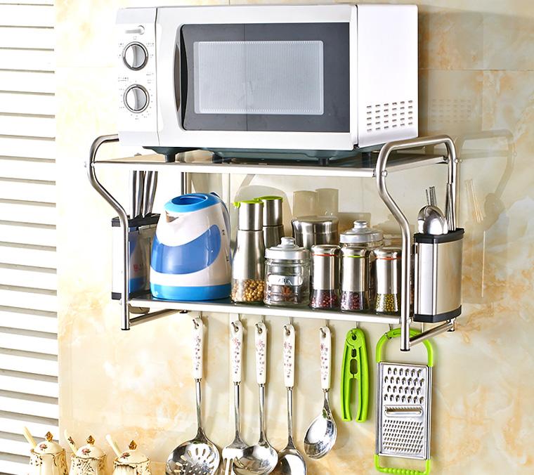 Как сделать полку под микроволновку своими руками на кухню