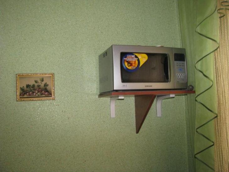 полка под микроволновку (главный ключ)