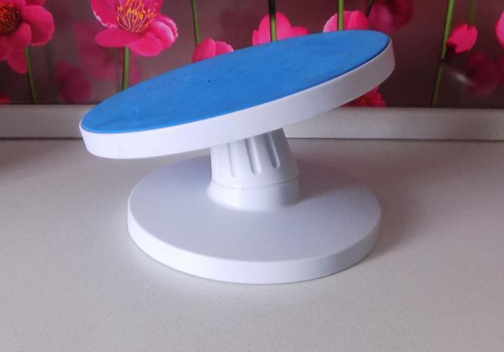 поворотный столик для торта своими руками