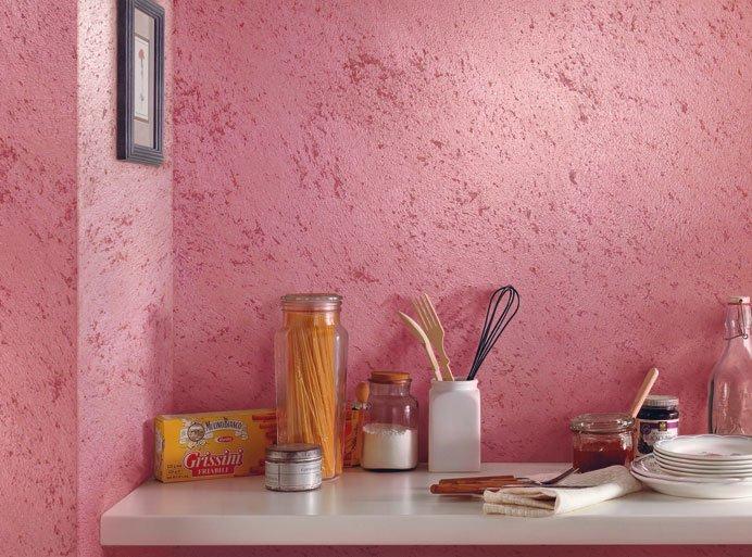 Текстурная краска – маскируем несовершенство стен. Текстурная краска ...