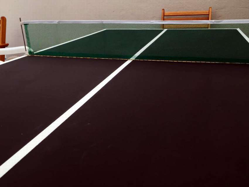 сделать теннисный стол своими руками