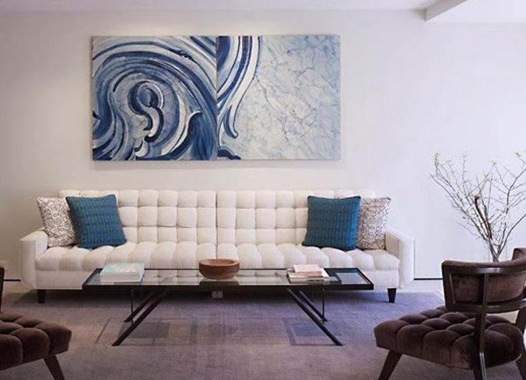 Картина для интерьера гостиной, фото и рекомендации | Все о гостиной ...