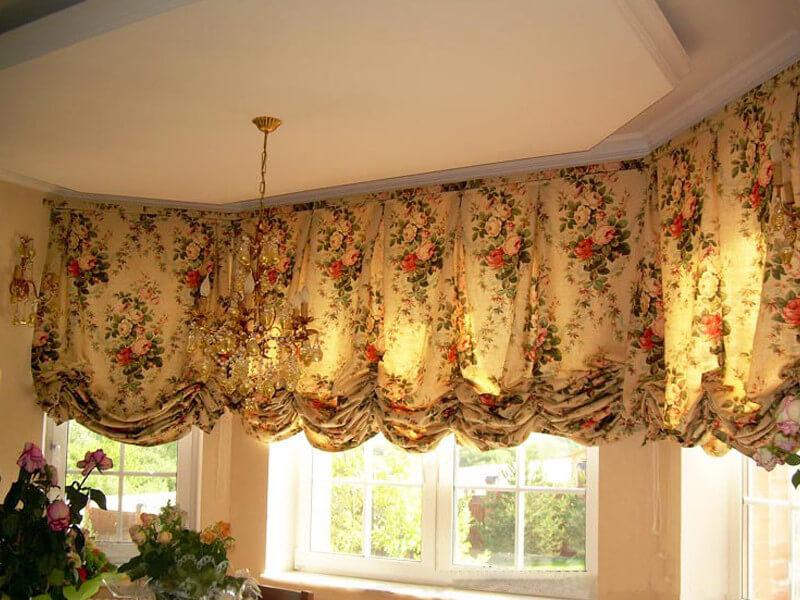 сшить шторы своими руками пошаговая инструкция