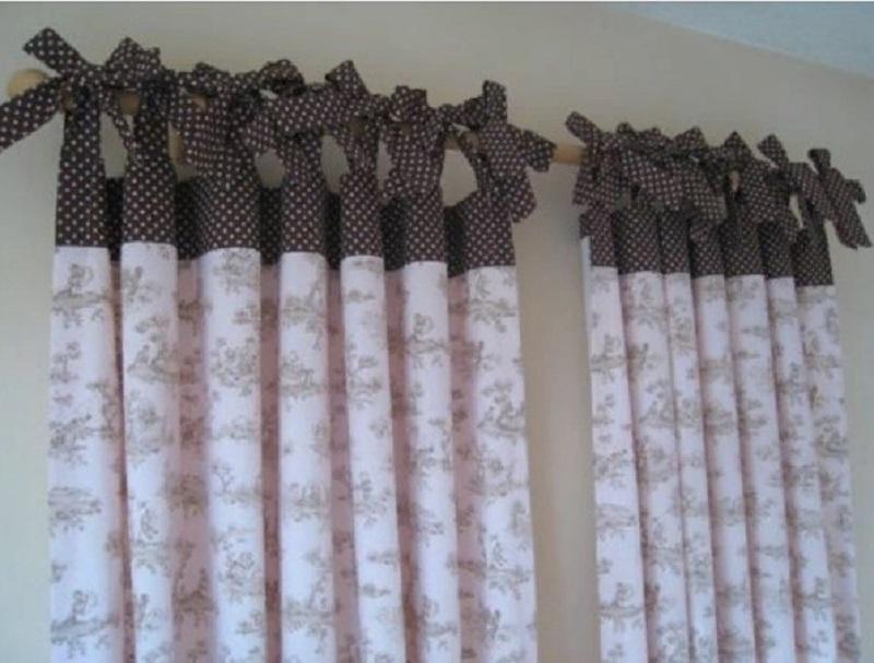 пошив штор своими руками выкройки бесплатно