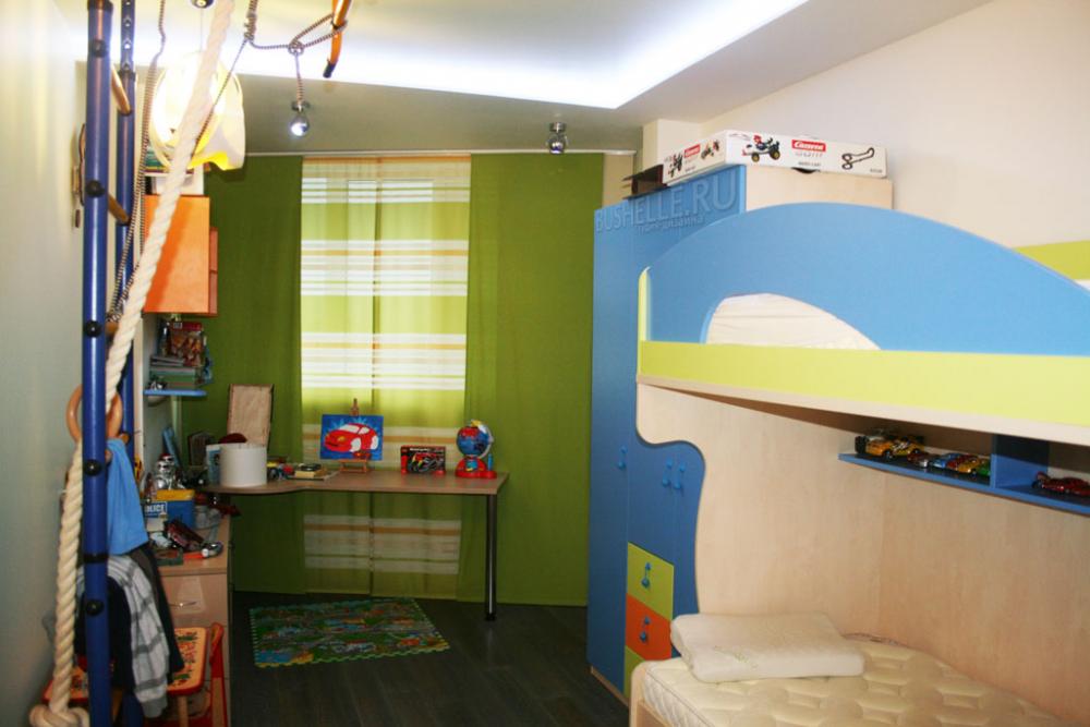 шторы в детскую комнату для девочки