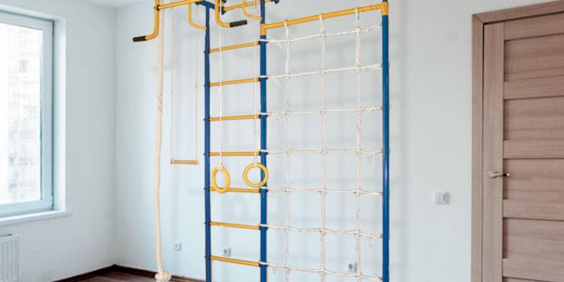 шведская стенка для детей в квартиру (главный ключ)
