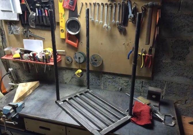 стол для сварочных работ
