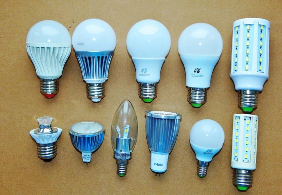 светодиодное освещение в квартире (главный ключ)