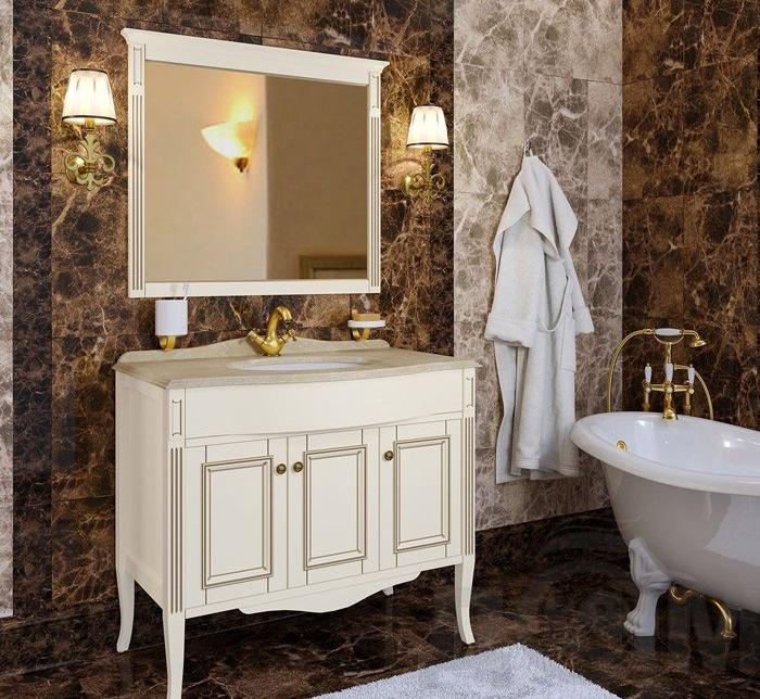мойка со столешницей в ванную