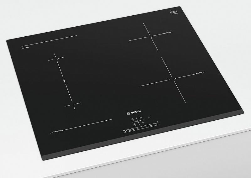 Индукционная варочная панель Bosch PWP631BB1E купить в рассрочку в 5 ...
