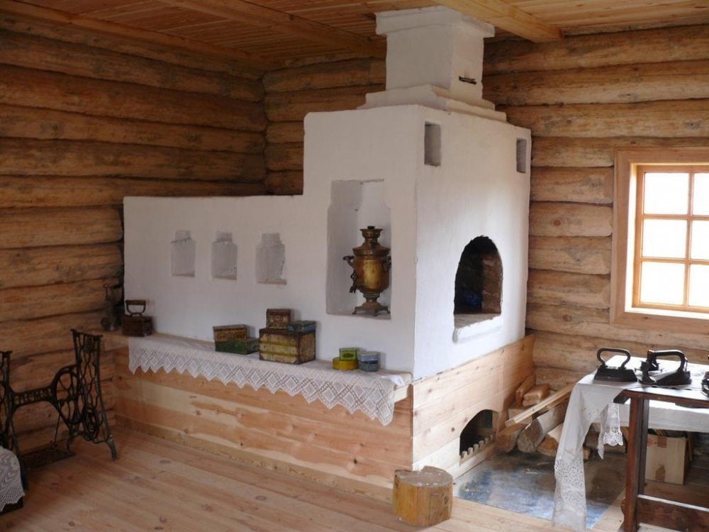 виды печей из кирпича для дома (главный ключ)