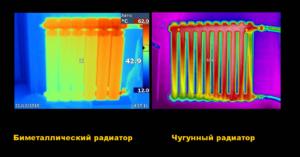Чугунные батареи или биметаллические: что лучше, подробное сравнение, отзывы