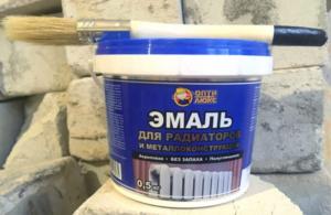Горячие батареи отопления: как красить зимой, какую краску выбрать