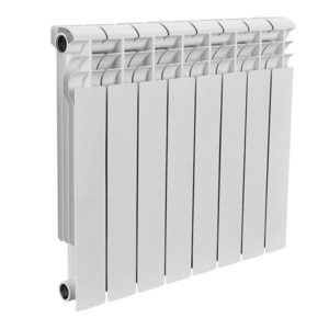 Алюминиевые или биметаллические радиаторы отопления: какие лучше, сравнение