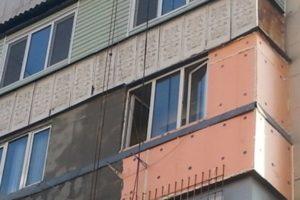 Как утеплить балкон пеноплексом своими руками: пошаговая инструкция с фото