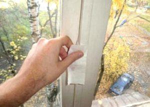 Как утеплить деревянные окна на зиму своими руками