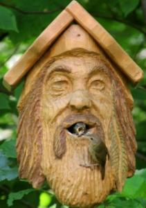 Скворечник из дерева своими руками: чертежи, размеры, фото
