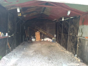 Утепление металлического гаража: виды утеплителей и технология монтажа