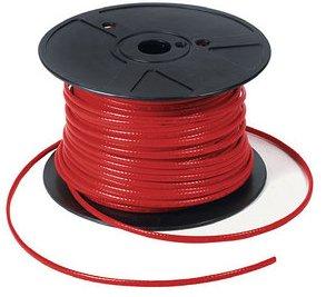 Как самому сделать обогреватель из греющего кабеля