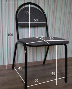 Как сшить чехол на стул со спинкой: пошаговая инструкция