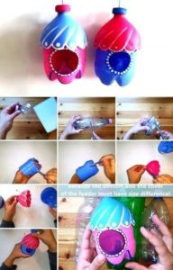 Как сделать скворечник из бутылки своими руками, инструкции с фото
