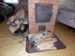 Печи длительного горения для гаража: как сделать своими руками
