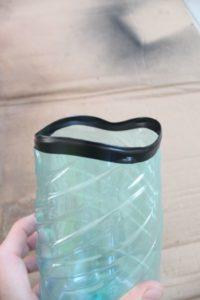 Ваза из пластиковой бутылки своими руками: пошаговые мастер-классы