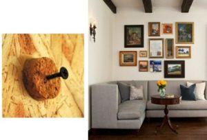 Как повесить картину на обои без сверления стены: лучшие способы крепления