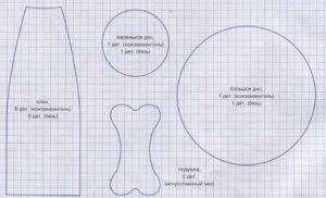 Как сделать пуфик своими руками пошагово: в прихожую, детскую, спальню и гостиную