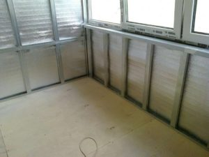 Утепление балкона: нужна ли пароизоляция, как ее укладывать